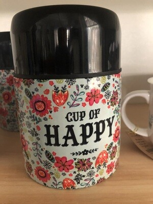 Cup Of Happy Thermos