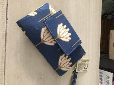 Lotus Cellphone Wallet