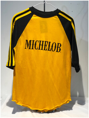 Men's Vintage Michelob Two Toned Tee