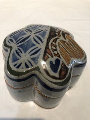 Rare Stephen Jepson Stoneware Pottery