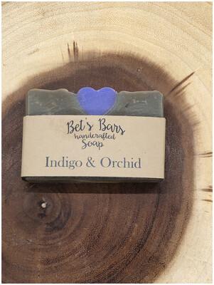 Indigo & Orchid