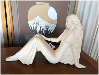 Vintage Woman Figurine
