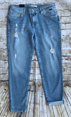 Mavi ADA ripped vintage light jean