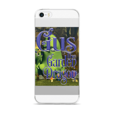 Gus the Garden Dragon iPhone Case