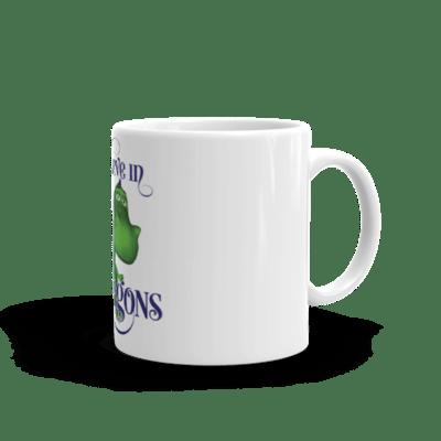 I Believe in Gus the Dragon Mug