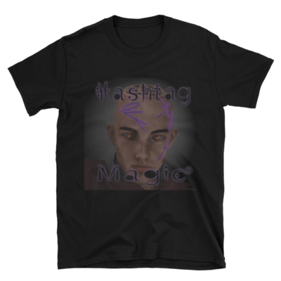 Hashtag Magic® Druid Short-Sleeve Unisex T-Shirt