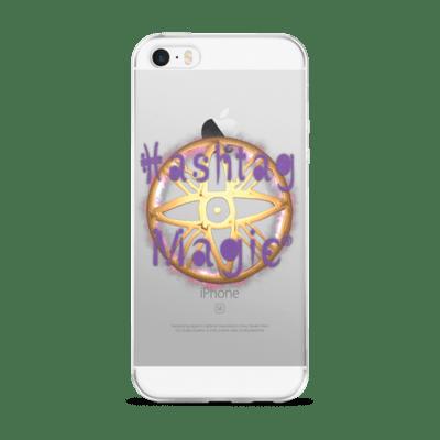 Hashtag Magic® Logo iPhone Case