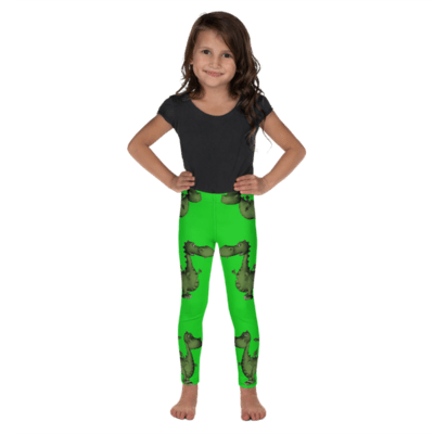 Gus the Garden Dragon Kid's Leggings