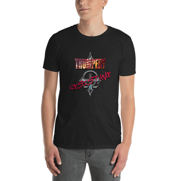 Trumpery Resistance #2 Short-Sleeve Unisex T-Shirt 00051
