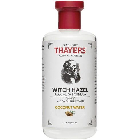 Thayers Coconut Water Witch Hazel with Aloe Vera - 12 fl oz