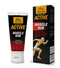 Tiger Balm Active Muscle Rub
