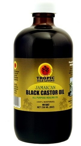 Jamaican Black Castor Oil 8oz