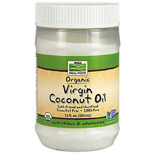 Virgin Coconut Oil, Certified Organic