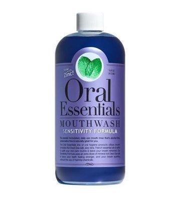 Oral Essentials Sensitivity™ Mouthwash 16 Oz.