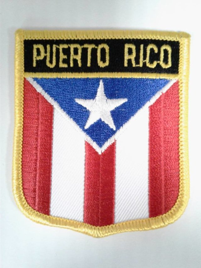 Puerto Rico Patch