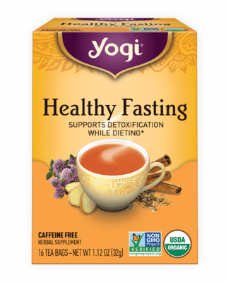 Yogi Healthy Fasting