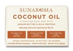 Sunaroma Soap- Coconut Oil with Kokum butter & Milk Protein