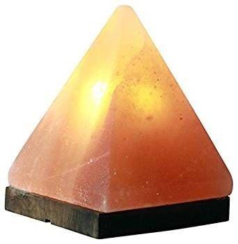 Pyramid Himalayan Salt Lamp