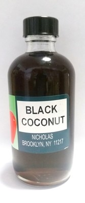 Black Coconut Oil