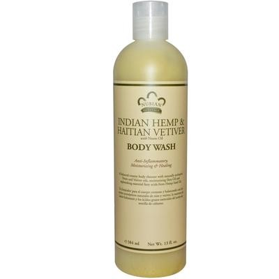 Nubian Heritage Indian Hemp Body Wash 13oz