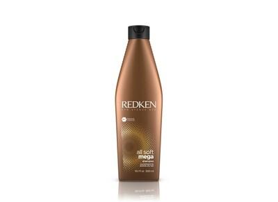 All soft mega shampoing 300ml