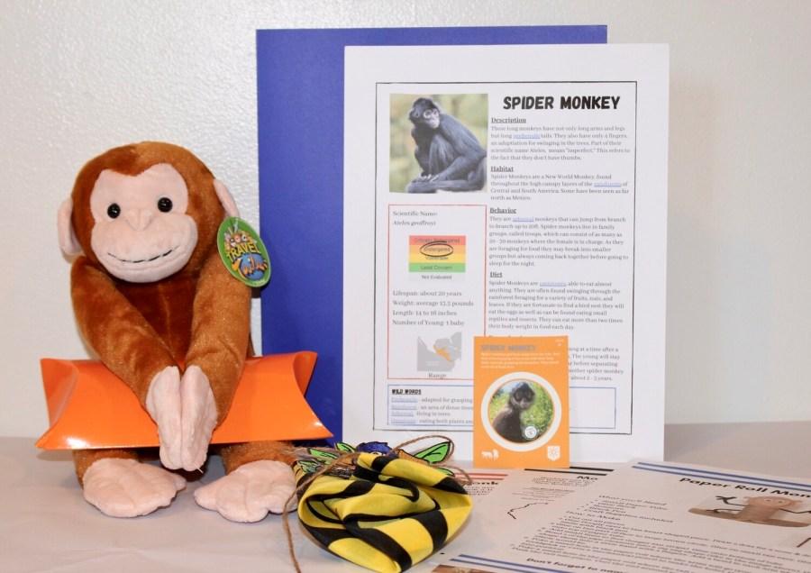 Monkey P.A.C.K.