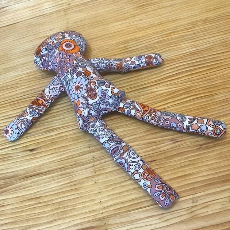 Minimalist Doll #0003