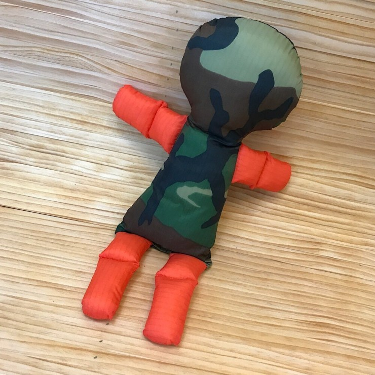 Mini Minimalist Doll 2.0 #0001