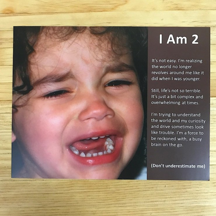 I Am Two 2.0 Poster