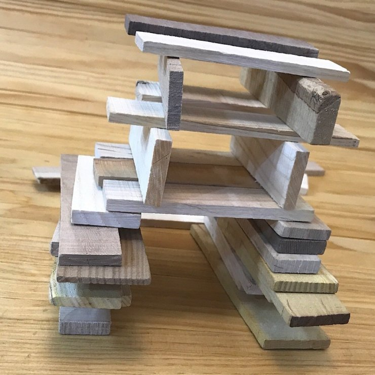Plank Blocks