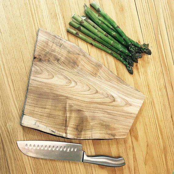 Handmade Wooden Cutting Board