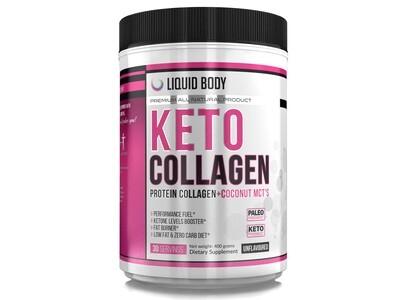 Keto Collagen Powder