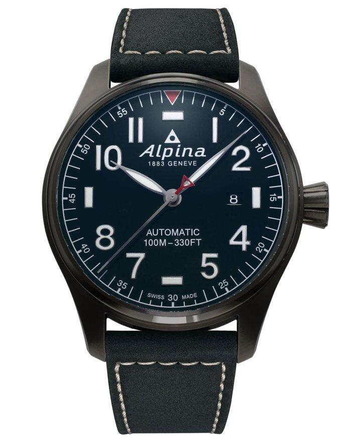 Alpina - STARTIMER PILOT AUTOMATIC MICHAEL GOULIAN TEAM SPECIAL AL-525NN4TS6