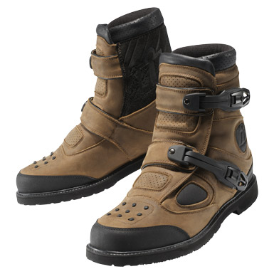 Icon Patrol Boots (Waterproof)