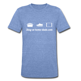 Premium Stay-at-home-dude T-Shirt