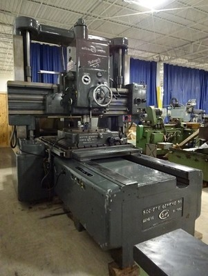 ​1 – USED SIP MODEL HY-7P BRIDGE TYPE PRECISION JIG BORER