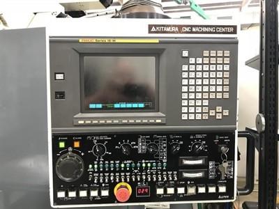 1 – USED KITAMURA BRIDGECENTER 8 PLUS (EXTENDED TRAVEL) VERTICAL MACHINING CENTER