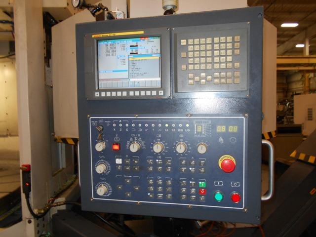 1 – USED INGERSOLL BOHLE BRIDGE TYPE CNC VERTICAL MACHING CENTER