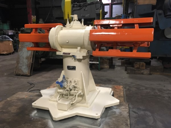 1 – USED 6,000 LB. LITTELL DOUBLE END NON POWERED STOCK REEL C-5782