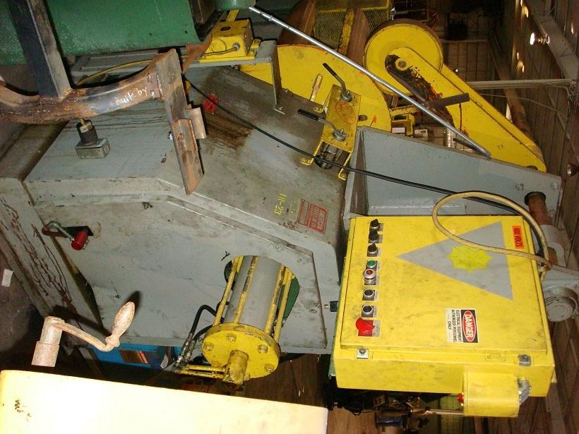 1 – USED MODEL 1000 AMERICAN STEEL LINE POWEREDSTOCK REEL
