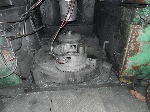1 – USED 3000 TON CLEARING HYDRAULIC FORGING PRESS