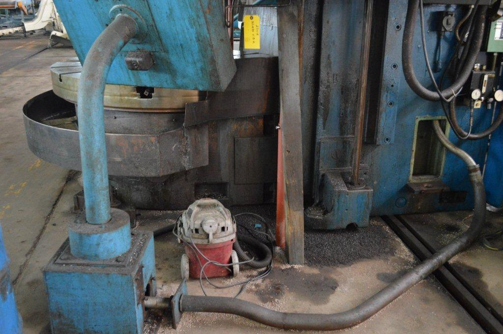 1 – USED SCHIESS VERTICAL BORING MILL TYPE 20 DKE 180