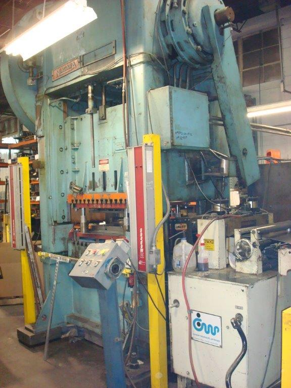 "1 – USED CWP AND AMERICAN PRESS FEED LINE 24"" X .067"""