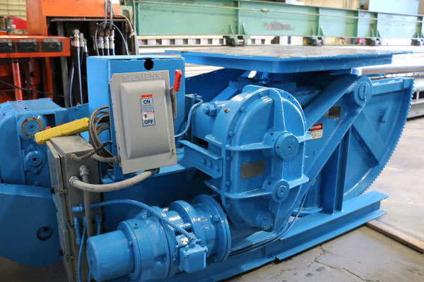 1 - USED 20,000 LB. CULLEN WELDING POSITIONER