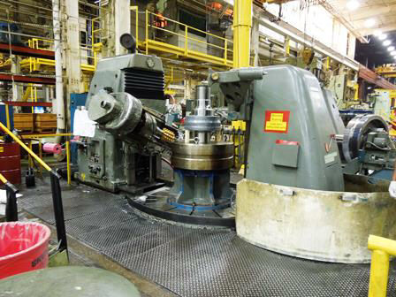 1 - USED #P3000B PFAUTER VERTICAL GEAR HOBBING MACHINE C-4329