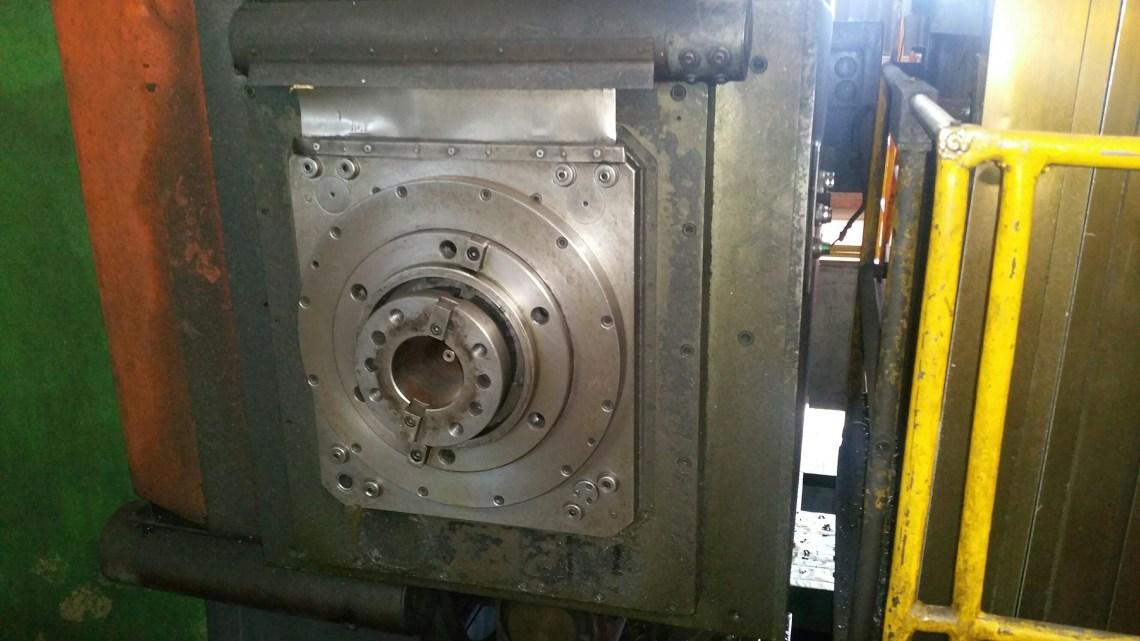 """1 - USED 8"""" PAMA CNC HORIZONTAL FLOOR TYPE BORING MACHINE"""