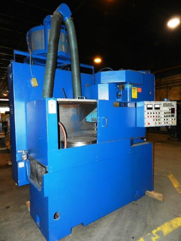 """1 – USED 20"""" BLANCHARD ROTARY SURFACE GRINDER C-4490"""