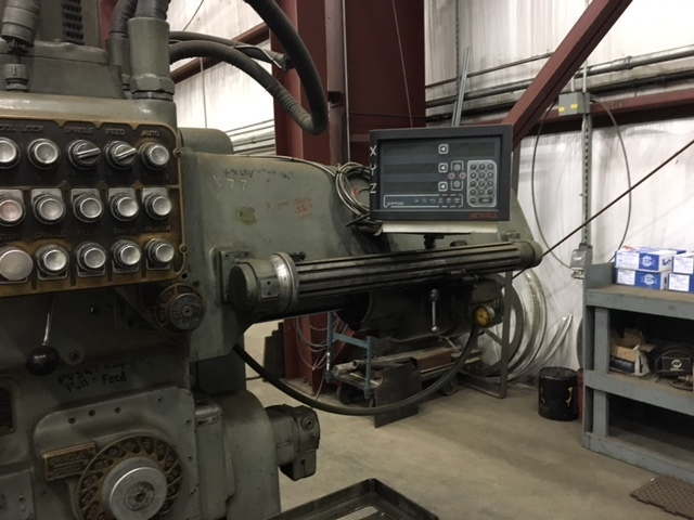 1 - USED MODEL 4B-72 DEVLIEG PRECISION JIG MILL