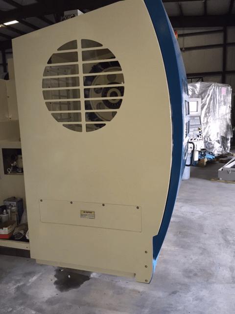 1 – USED OKUMA CROWN V-4018 VERTICAL MACHINING CENTER