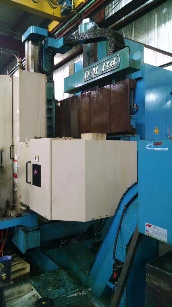 "1 – USED 86""/98"" OM NEO 22 EX CNC VTL C-5090"